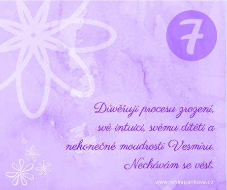 myšlenka č. 7